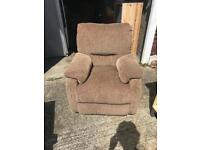 2 x Excellent Quality Reclining chairs