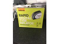 Hanford rapid digital tyre inflator