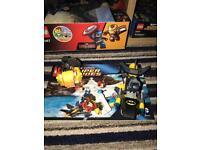 Lego Batman vs penguin