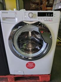 New Graded Hoover Washing Machine (7kg) (12 Month Warranty)
