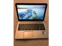 HP Envy Laptop Intel Core i7 2.4 GH 15 inch Touch Screen Display