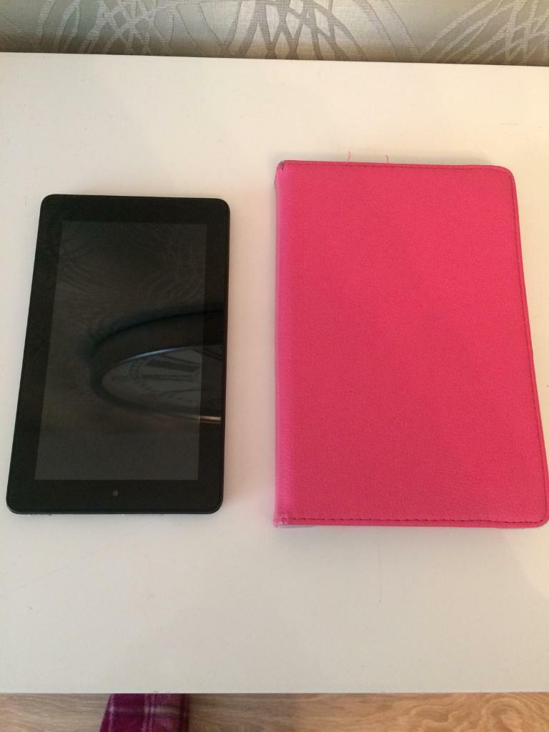 Amazon fire tablet