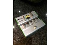 Ashdown bass pedal dual band compression