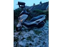 Yamaha nmax 125cc White