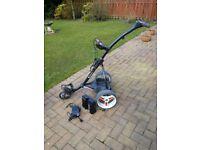 Motocaddy S1 Electric golf trolley £275