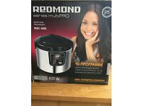 **** BRAND NEW**** Redmond M20 Series MultiPRO Multi-Cooker, 5 Litre 800 Watt