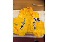 Child's swimming vest