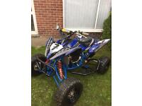 Yamaha raptor 85cc