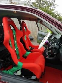 FIA Bucket Seats