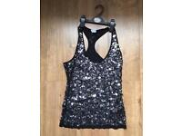 Oasis party top size 10/12 in very good, clean condition