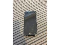 iPhone 6 Vodafone broken screen