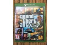 GRAND THEFT AUTO 5 X BOX ONE