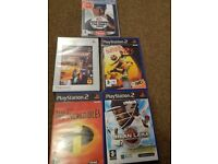 Selection of ps2 games £1 for all