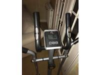 V-Fit elliptical cross trainer.