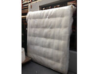 Kingsize Sealy brand Orthcollection mattress. New