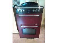 Nearly new electric cooker for sale