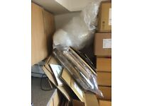 FREE packing boxes & bubble wrap. Ideal for moving house.
