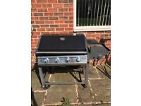 Gas bbq Pioneer good condition