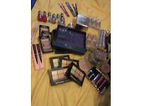 Make up mixture, purse and brand new paco rabanne purfume never used PRICES in description