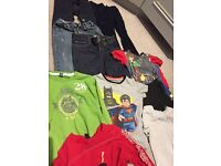 Boys clothes ages 5-7 - take them all!