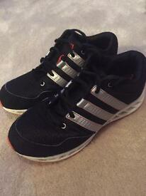 Adidas kids running trainers -2