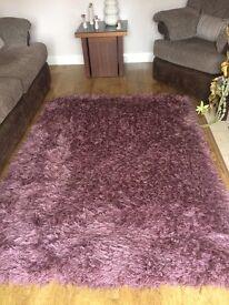 Heather rug