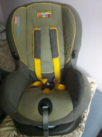 Maxi cosi sport line car seat with ISO fix to be collected from Kingswood