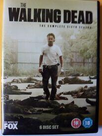 The Walking Dead Sixth season