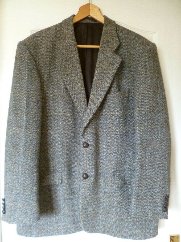 new style of 2019 super specials special section Marks & Spencer Harris Tweed Jacket | in East Kilbride, Glasgow | Gumtree