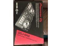 Pioneer ddj sr2 + pioneer HDJ 500 headphones