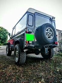 Land rover 90 pre defender GALVANISED Chassis