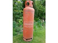 Empty Calor 47kg Propane Gas Bottle