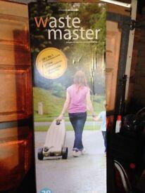 Wastemaster brand new in box