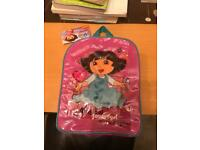 Dora the explorer back pack school bag