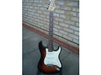 SWAP Legend Strat Style Electric Guitar For Guitar With Humbuckers