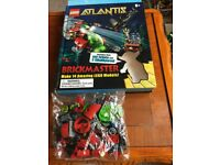 Lego Atlantis Brick Master set