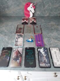 Bundle of Iphone 6s covers