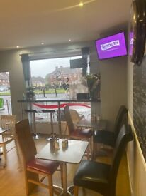 commercial cafe business for sale