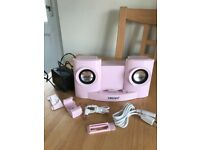 Intempo iPod speaker system