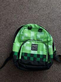 Minecraft bag