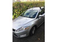 Ford Mondeo 1.8tdci 2007 silver