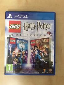 LEGO Harry Potter Game (PS4)