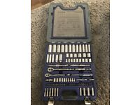 Blue Point by Snap-On - 100pc General Service Socket and Spanner Set