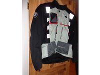 BMW Rallye 2 Pro Motorcycle Jacket Size EU 52