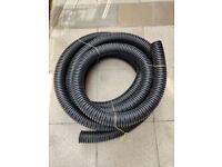 80mm Perforated Land Drainage Pipe - 12.5m