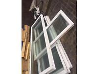 PVC Conservatory panel UPVC window
