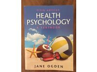 Health Psychology (5th ed.) by Jane Ogden
