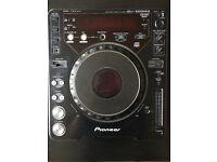 Pioneer CDJ1000 mk2, Pioneer CDJ1000 mk1, Pioneer CDJ 800