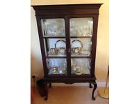Antique China / Display Cabinet