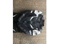 Men's Motorbike leathers XL